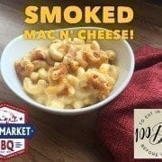 New Market BBQ Smoked Mac n' Cheese