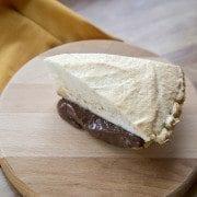 New Market BBQ Chocolate Pie