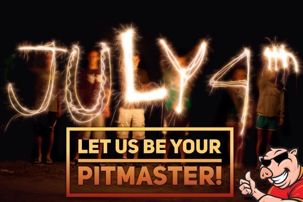 Let New Market BBQ be your Pitmaster this July 4th